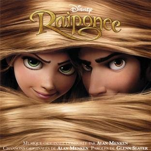 raiponce Disney bande originale soundtrack album tangled