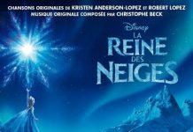 Disney bande originale soundtrack album reine neige frozen