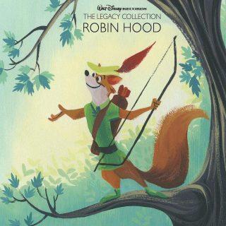 bande originale soundtrack ost score robin bois hood disney