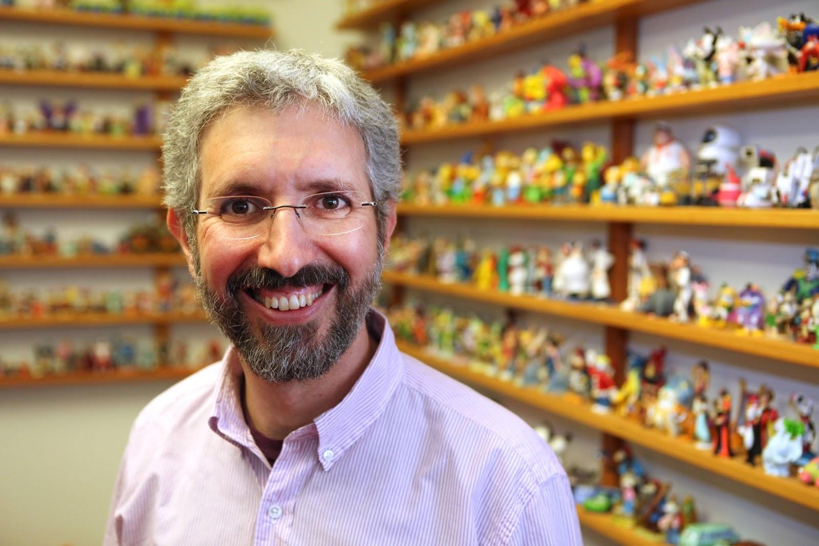 Pixar Disney roger gould