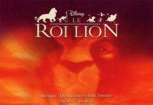 Disney bande originale soundtrack album roi lion integrale