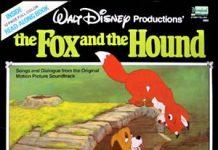 rox rouky Disney bande originale soundtrack album fox hound