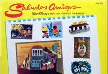 saludos amigos Disney bande originale soundtrack album