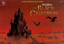 taram chaudron magique Disney bande originale soundtrack album black cauldron
