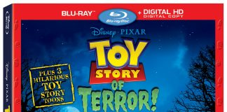 toy story terror angoisse motel blu-ray pixar disney