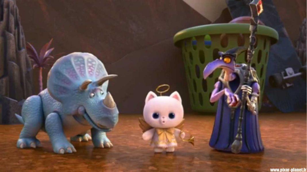 toy story that time forgot image Pixar Disney