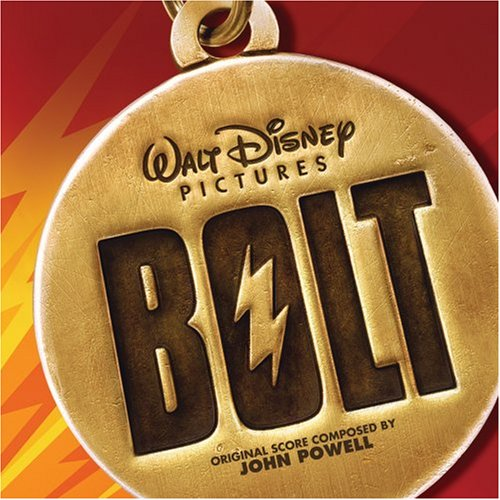 volt Disney bande originale soundtrack album bolt