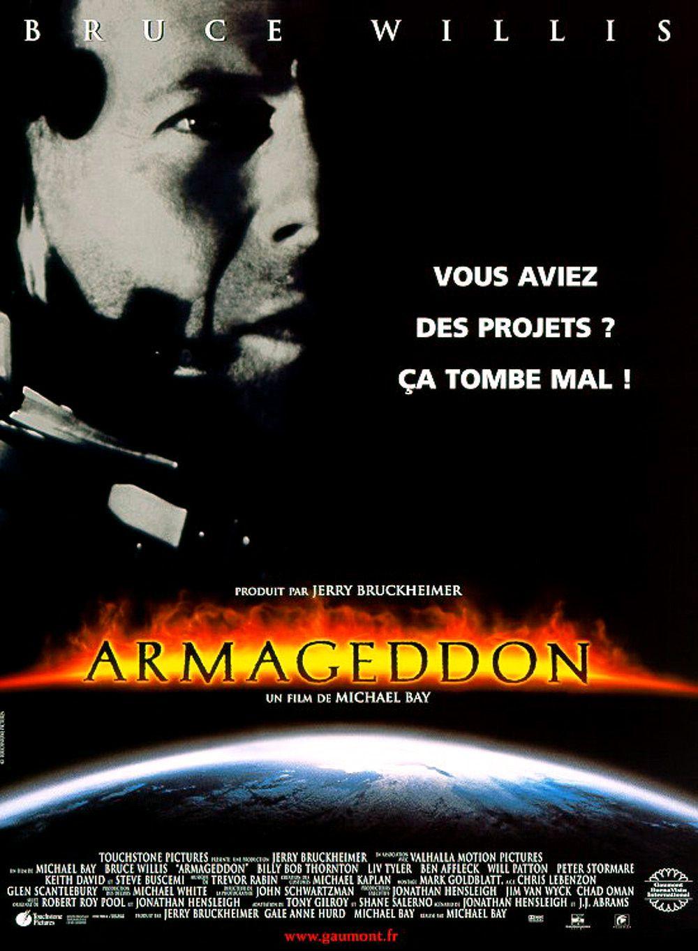 armageddon movie poster - HD924×1292