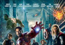 affiche avengers walt disney company marvel studios
