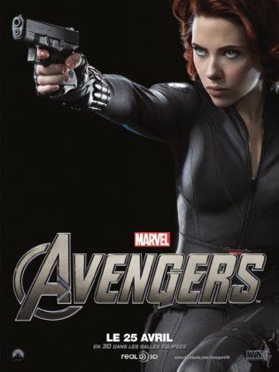 Affiche Poster Avengers Disney Marvel