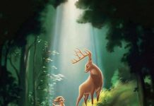 Affiche Poster bambi 2 prince forest disney disneytoon