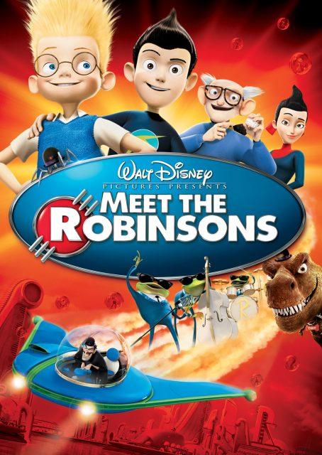 affiche bienvenue robinson meet poster disney