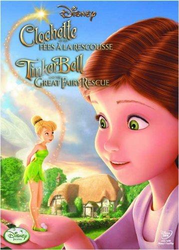affiche poster clochette expédition féerique tinkerbell great fairy rescue disney