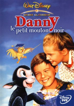Affiche Danny le petit mouton noir Disney Poster So dear to my heart