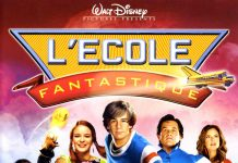 Affiche Poster école fantastique sky high disney