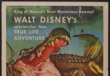 everglades monde mysterieux prowlers true life adventures Walt Disney Pictures poster affiche