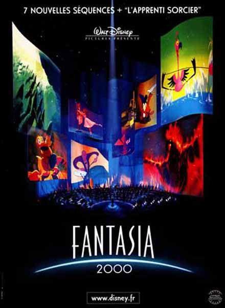 Affiche Fantasia 2000 Disney Poster