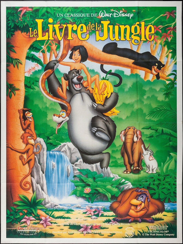 Le Livre de la Jungle. | Disney-Planet