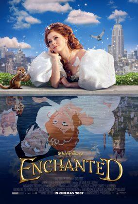 Affiche Poster il était une fois enchanted disney