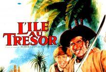 Affiche Poster île trésor treasure island disney