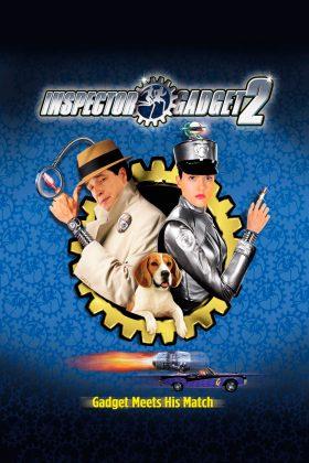 Affiche Poster inspecteur inspector gadget 2 disney