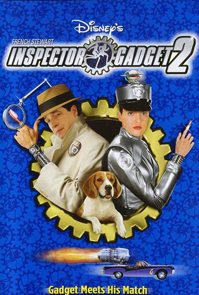 Inspecteur Gadget 2. | Disney-Planet