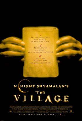 Affiche Poster Le village Disney Touchstone