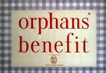 affiche mickey bienfaiteur walt disney animation studios poster orphan benefit