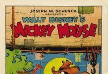 affiche mickey mellerdrammer walt disney animation studios poster