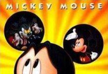 affiche mickey perd tete walt disney animation studios poster runaway brain