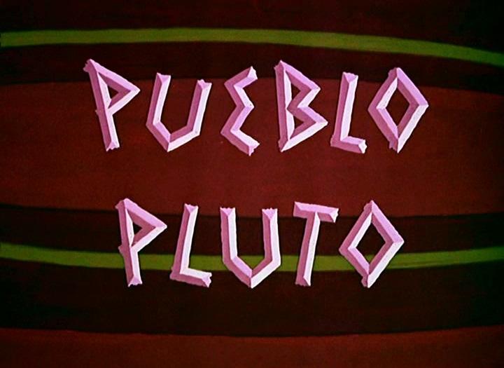 affiche mickey pluto mexique walt disney animation studios poster pueblo pluto