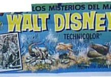 mysteres profondeurs mysteries deep true life adventures Walt Disney Pictures poster affiche