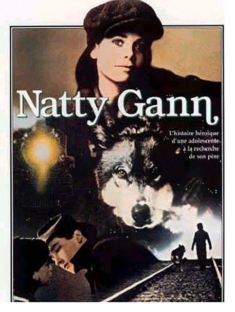 Affiche Poster Natty Gann Disney