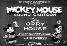 affiche opera walt disney animation studios poster opry house