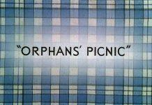 affiche partie campagne walt disney animation studios poster orphan picnic