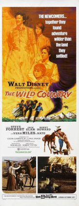 Affiche Poster pays sauvage wild country disney