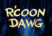 affiche pluto raton laveur walt disney animation studios poster r'coon dawg
