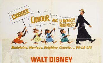 Affiche Poster Rentrez chez vous singes go home monkeys disney