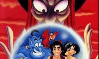 Affiche Poster retour return jafar aladdin disney disneytoon