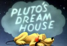 affiche reve pluto walt disney animation studios poster pluto dream house