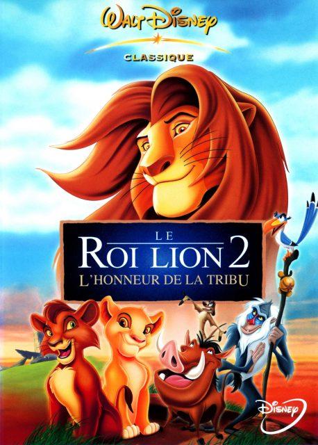 Affiche Poster roi lion honneur tribu king simba pride disney disneytoon