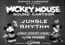 affiche rythme jungle walt disney animation studios poster jungle rythm
