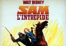 Affiche Poster sam intrépride savage disney