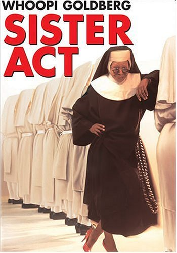 affiche sister act touchstone pictures walt disney company poster