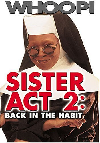 affiche sister act acte 2 touchstone pictures walt disney company poster
