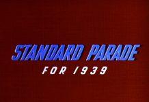 affiche standard parade walt disney animation studios poster