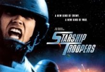 Disney Touchstone affiche-starship-troopers