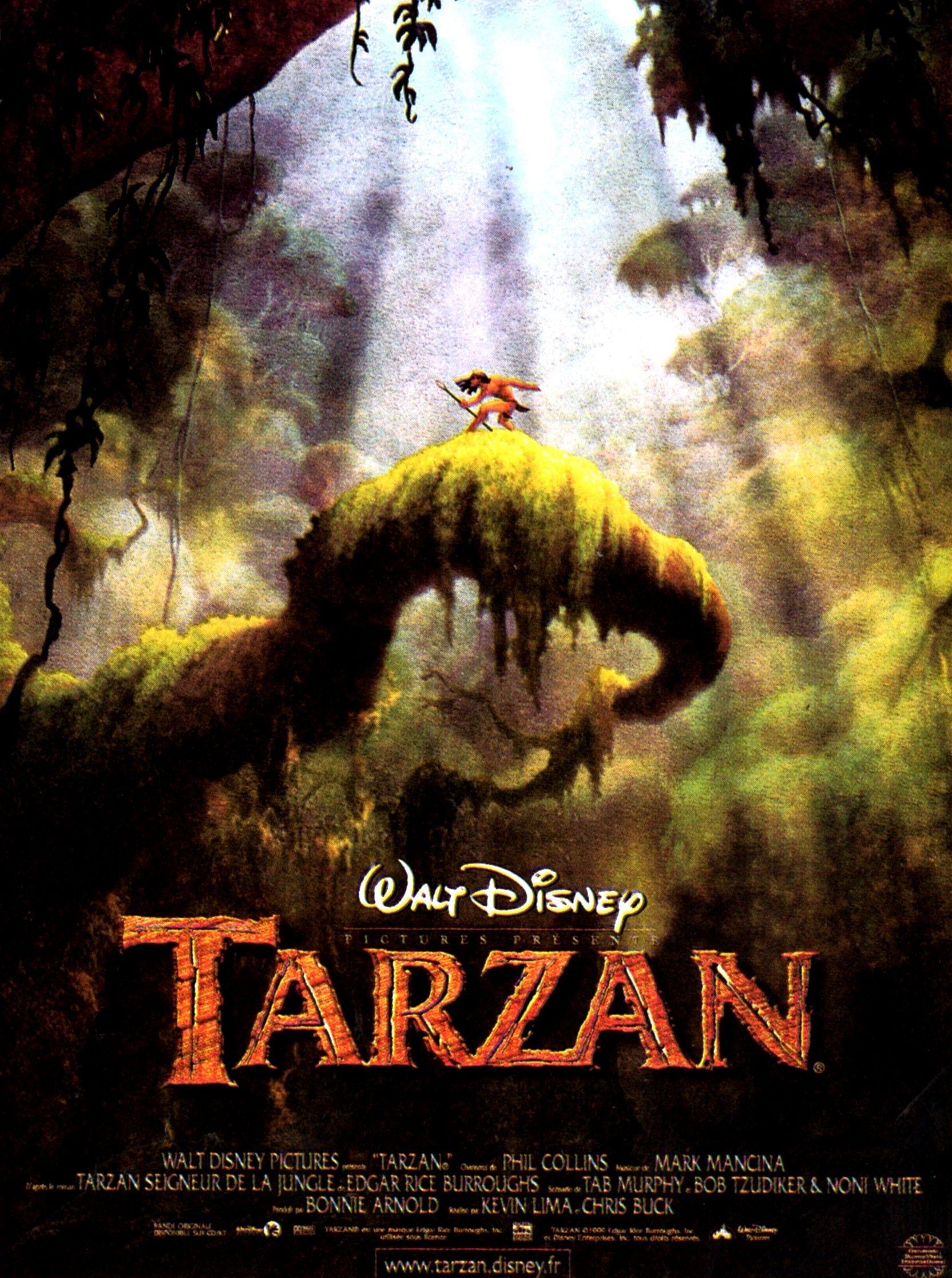 Tarzan Disney Planet