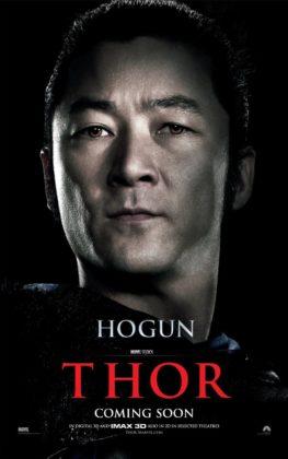 Affiche Poster Thor Disney Marvel