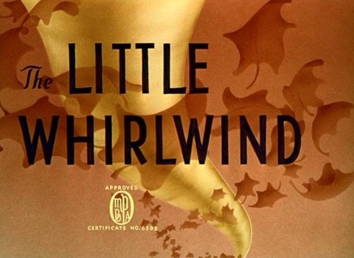 affiche tourbillon walt disney animation studios poster little whirlwind